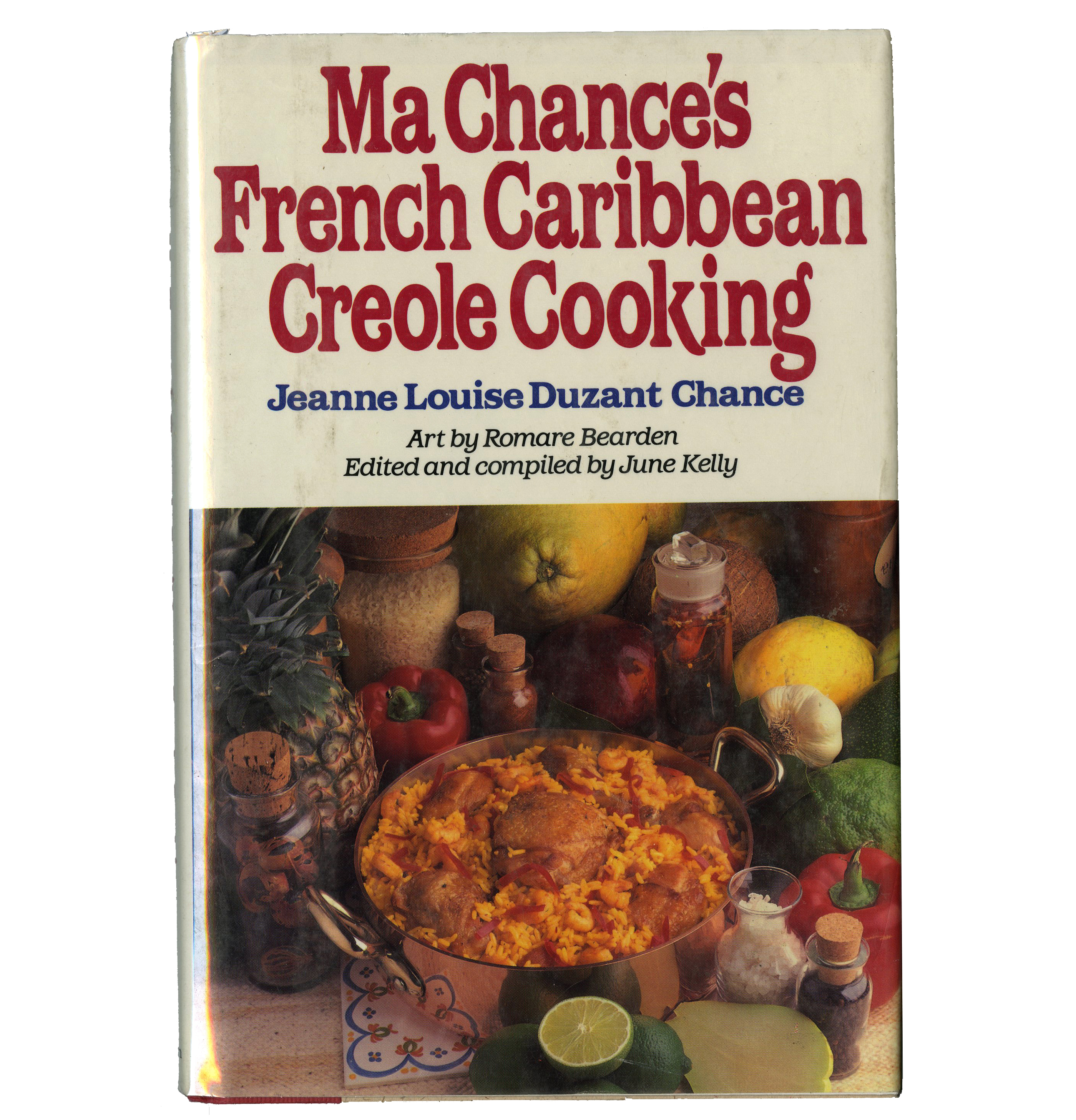 Ma chance s french caribbean creole cooking special - French creole cuisine ...